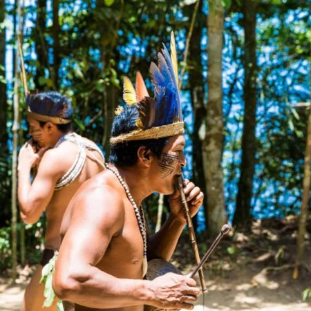 "The ""Indians"" of Brazil"