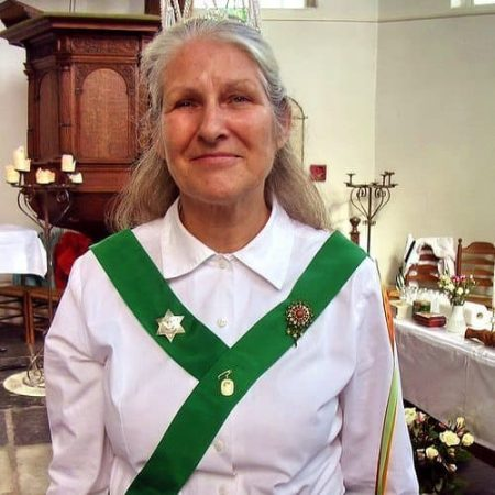 Geraldine Fijneman – Madrinha of the Santo Daime Makes her passage