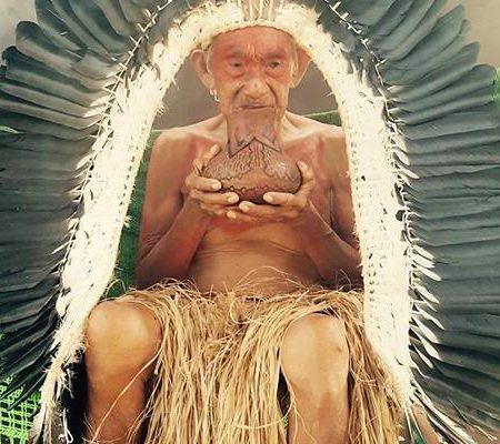 Tatá Yawanawá travelled on… Good Dreams old Healer